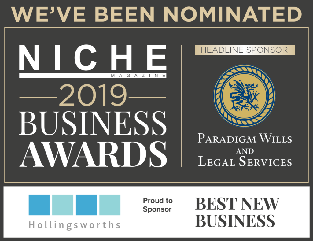 Paragon Sales Solutions Best New Business Niche Awards