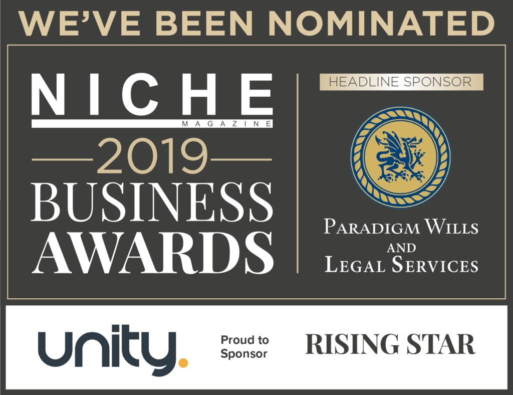 Paragon Sales Solutions Rising Star Niche Business Awards 2019