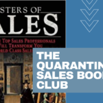 Sales Book Review: Masters of Sales, Misner & Morgan