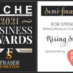 Rob Spence Named as Semi-Finalist in Niche Business Awards